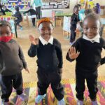 How cute are these little students!